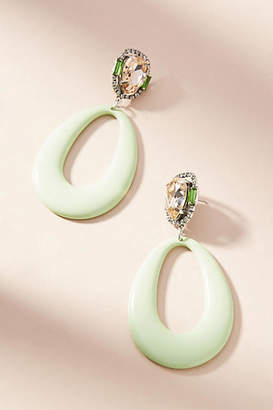 Dannijo Elvis Drop Earrings
