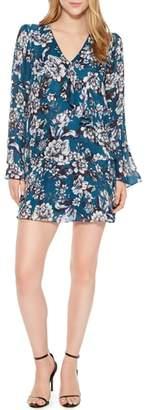 Parker Skylar Floral Print Dress