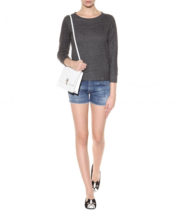 Marc by Marc Jacobs Shorty suede loafers