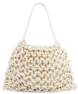 Alienina Alice Woven Cotton Tote