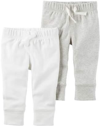 Carter's Baby 2-pk. Solid Pants