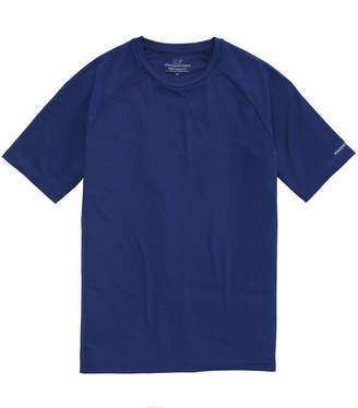 Vineyard Vines Active Heathered Mesh Tennis T-Shirt