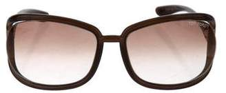Tom Ford Gradient Square Sunglasses