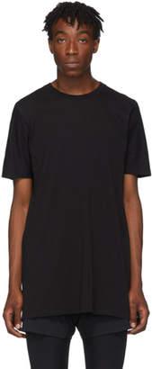 11 By Boris Bidjan Saberi Black Block Dye T-Shirt
