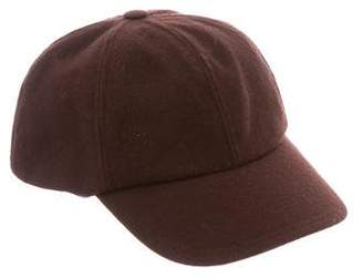 Burberry Wool Baseball Cap