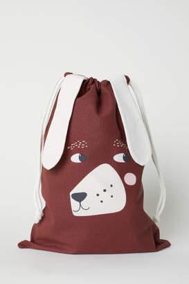 H&M Drawstring storage bag - Red