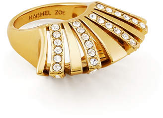 Rachel Zoe Noelle Crystal Pave Statement Ring