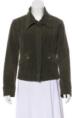 Burberry Corduroy Woven Jacket