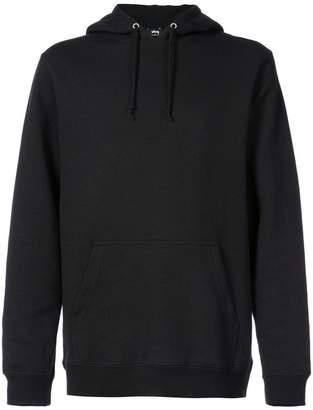 Stussy classic hooded sweatshirt
