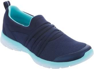Vionic Mesh Bungee Slip-On Sneaker - Jaden