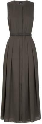 Akris Wool Pleat Dress
