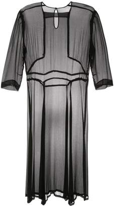 Zambesi coaldust Replica dress