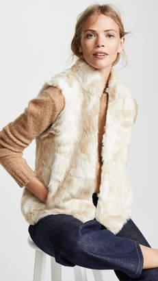 BB Dakota Jack by Fur What Faux Fur Vest