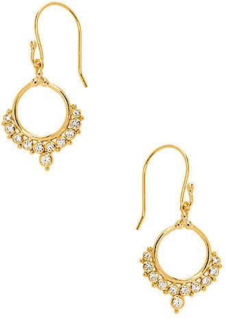 Ballerino Hoop Earrings