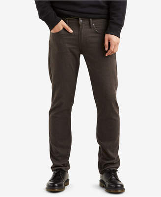 Levi's Levis Men's 511 Slim-Fit Stretch Twill Jeans