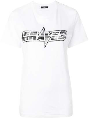 Diesel Studded braves T-Shirt