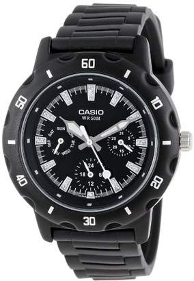 Casio Women's LTP1328-1EV Sport Classic Analog Dial and Resin Strap Watch