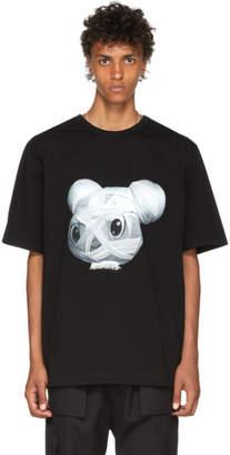 Juun.J Black Mouse Mummy T-Shirt