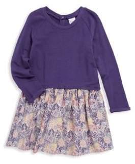 Baby Girl's & Little Girl's Leaf Lake Maya Dress