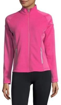 Spyder Full Zip Athletic Jacket