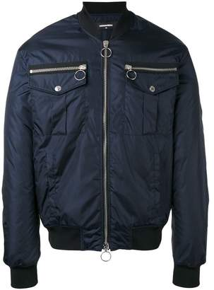 DSQUARED2 Summer bomber jacket