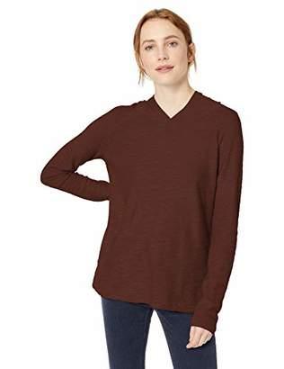 Daily Ritual Women's Lightweight Beach Hoodie Sweater