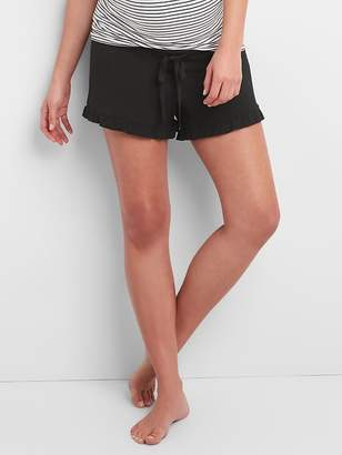Gap Maternity Sleep Shorts