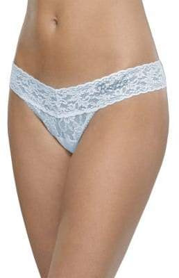 Hanky Panky Bride's Low-Rise Thong