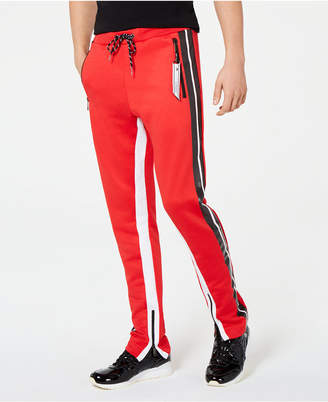 Versace Men's Zip-Ankle Joggers