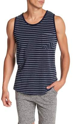 Sovereign Code Slow Stripe Pocket Tank Top