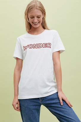 Second Female Wonder-Print Tee