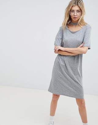 Cheap Monday Belong Neck Strap Shift Dress