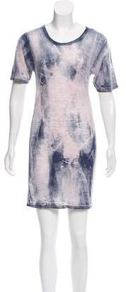 Maison Margiela Tie-Dye Mini Dress w/ Tags