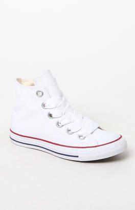 Converse Big Eyelet High Top Sneakers