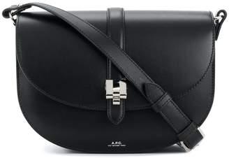 A.P.C. (アー ペー セー) - A.P.C. round shape shoulder bag