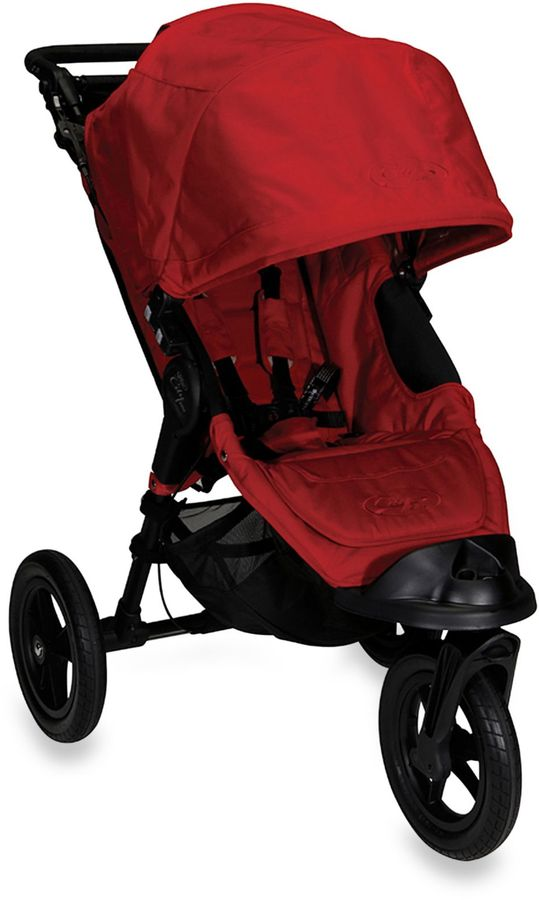 Baby Jogger Baby Jogger™ City Elite Single Stroller in Red