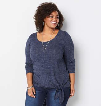 258c3119cf9 Avenue Gray Plus Size Tops - ShopStyle