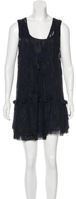 Marc by Marc Jacobs Lace Mini Dress $70 thestylecure.com