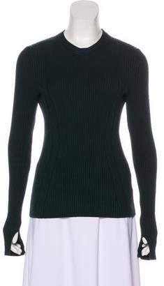Sonia Rykiel Rib Knit Sweater