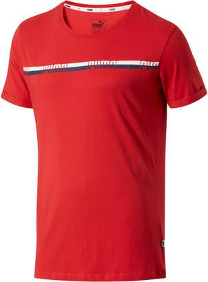 Tape Elongated T-Shirt