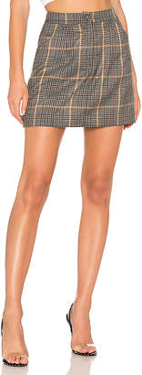 Lovers + Friends Kim Mini Skirt