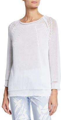 Piazza Sempione Beach Cotton Sweater
