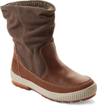 Cougar Taupe Willow Slouchy Leather Winter Boots