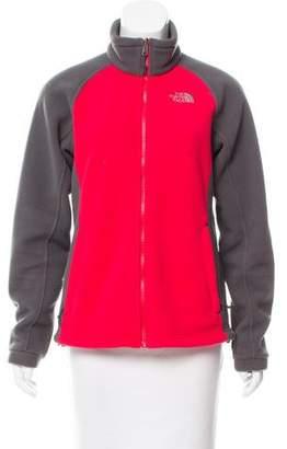 The North Face Fleece Long Sleeve Jacket