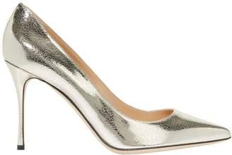 Sergio Rossi Women's Godiva Patent Leather Pointed Toe Pumps SSmIBA