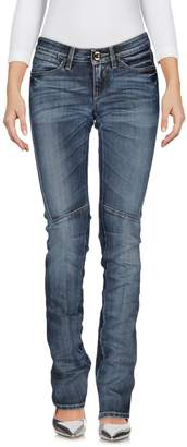 AR+ CAMOUFLAGE AR AND J. Denim pants - Item 42561894