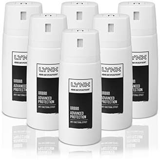 Lynx Urban Advanced Protection Anti-Perspirant 150 ml - Pack of 6
