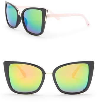 Betsey Johnson Cat Eye Sunglasses