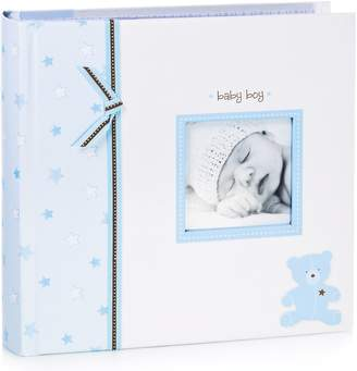 Pearhead Unknown Lil' Peach Bear Photo Album, Blue