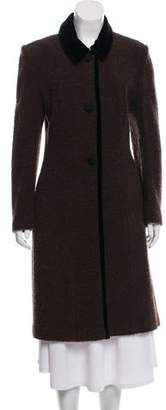 Emilio Pucci Wool Long Coat